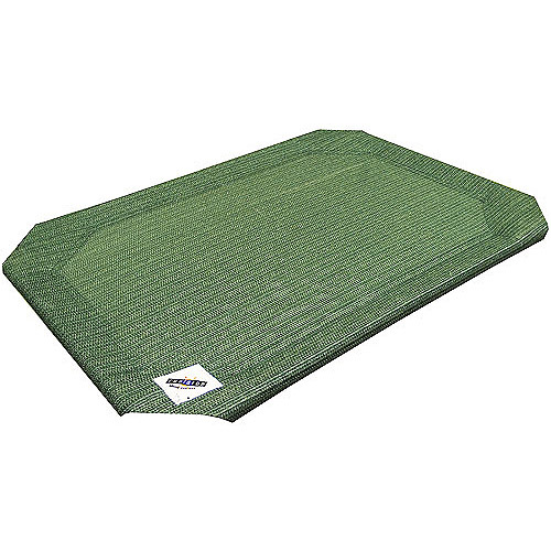 Coolaroo Elevated Pet Bed Replacement Cover, Large