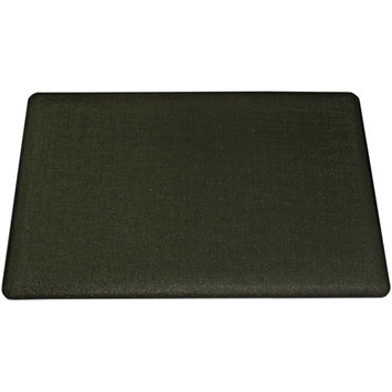 Gale Pacific Coolaroo Anti-Fatigue Soletex Mat - Black Matte Gold