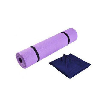 Aosom Extra Thick Non-Skid Deluxe Yoga Mat