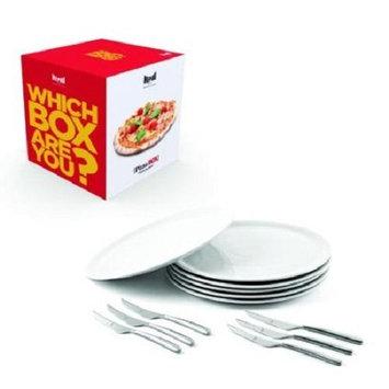 Mepra Which Box Are You? Pizza Box