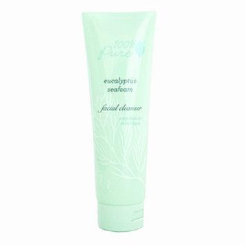 100% Pure Seafoam Facial Cleanser