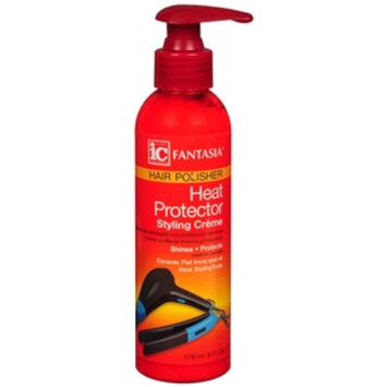 Fantasia iC Polisher Heat Protector Style Cream, 6 fl oz