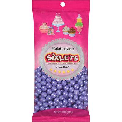 Solid Color Sixlets Lavender