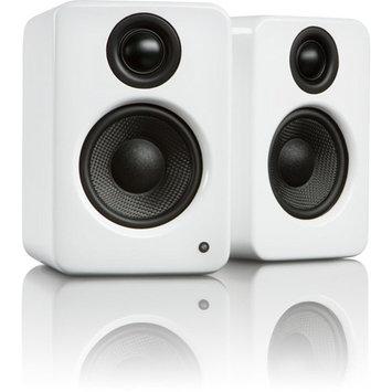 Kanto Distribution Kanto YU2GW YU2 Premium Desktop Speakers - Gloss White