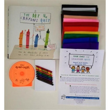 arts education IDEAS SCIDCQSK The Day the Crayons Quit - Scarf and Music Activit