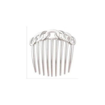 Camila Paris CP1154 3 In. Decoration & Colors Hair Combs - Pack Of 4