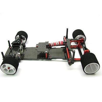 Calandra Racing Concepts Crc Xti 1/12th Scale Car Kit CLN3210 CALANDRA RACING CONCEPTS (CRC)