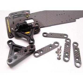 Calandra Racing Concepts Crc Graphite Roll Center Adjuster: Xti CLN3279 CALANDRA RACING CONCEPTS (CRC)