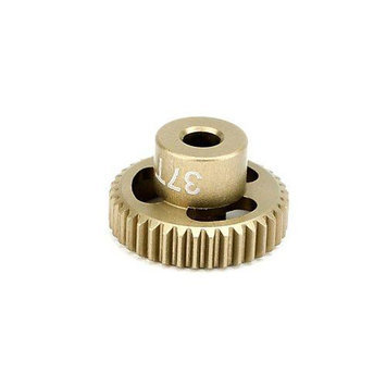 Calandra Racing Concepts Crc 64 Pitch Pinion Gear, 37T CLN64037 CALANDRA RACING CONCEPTS (CRC)
