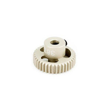 Calandra Racing Concepts Crc 64 Pitch Pinion Gear, 38T CLN64038 CALANDRA RACING CONCEPTS (CRC)