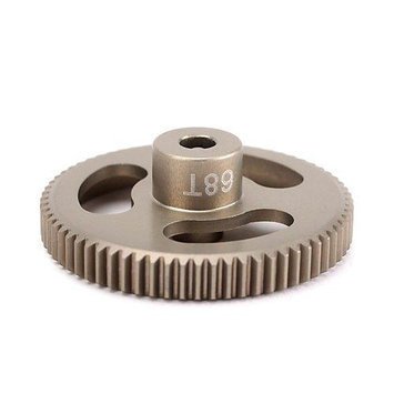 Calandra Racing Concepts Crc 64 Pitch Pinion Gear, 68T CLN64068 CALANDRA RACING CONCEPTS (CRC)