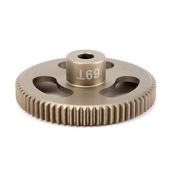Calandra Racing Concepts Crc 64 Pitch Pinion Gear, 69T CLN64069 CALANDRA RACING CONCEPTS (CRC)