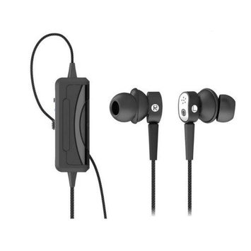Spracht Konf-X Buds Noise Cancelling In-Ear Headset with Built-In Microphone - Black