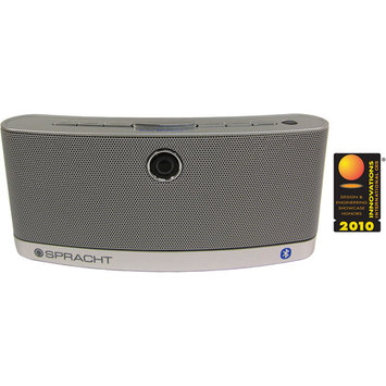 Spracht Aura Blunote Portable Wireless Bluetooth Speaker