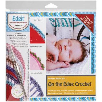 Ammee's Babies EdgIt Piercing Crochet Hook & Book Set