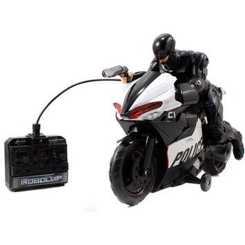 Jada Toys, Inc. Robocop R/C Cruiser