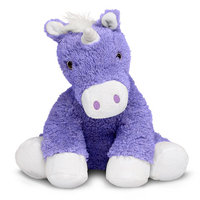 Toy Island 12-inch Gemma the Unicorn - World's Softest Brand Stuffed Animals