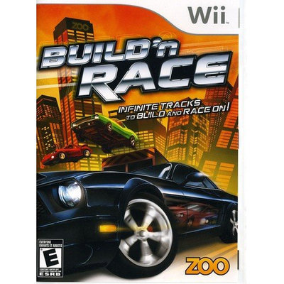 Destination Software Pennzoil Build 'n Race: Speed Demons (Wii)