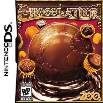 Zoo Games 802068102555 Chocolatier for Nintendo DS