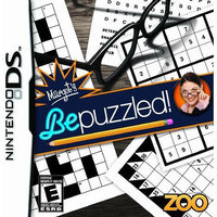 Zoo Games Bepuzzled Nintendo DS Game ZOO