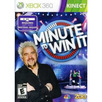 Zoo Games Minute to Win It - Xbox 360 Kinect