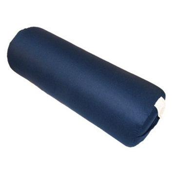 Hugger Mugger Round Yoga Bolster Black
