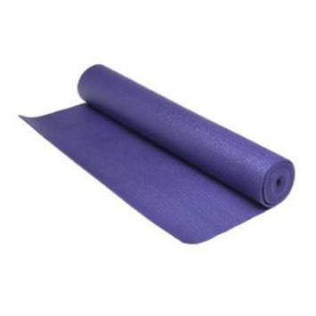 Hugger Mugger Yoga, Tapas Sticky Yoga Mat, Purple, 1 Sticky Mat