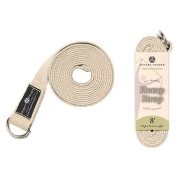 Hugger Mugger 8 ft. Hemp Yoga Strap