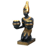 YTC SUMMIT 7564 Pharaoh Candle Holder - C-18