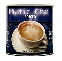 Mystic Chai Spiced Tea - 2 - 2 lb cans