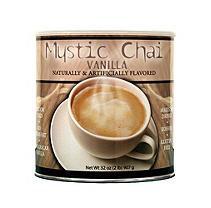 Mystic Chai Vanilla Tea - 2 - 2 lb. cans