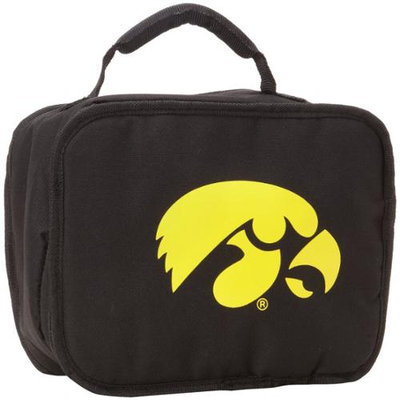Iowa Hawkeyes Black Lunch Box Concept One Accessories