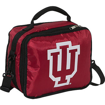 Indiana Hoosiers Maroon Lunch Box Concept One Accessories