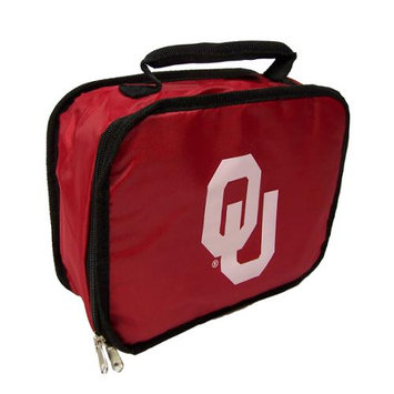 Oklahoma Sooners Maroon Lunch Box Concept One Accessories