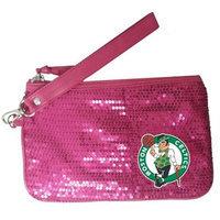 Concept 101 Concept 1 CNO-NBCE5452 Boston Celtics NBA Stat Pink Girls Wrislet - 5 1-2 x 8 1-2 inches