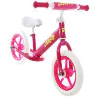Vilano Balance Running Bike No Pedal Push Bicycle for Girls or Boys Pink