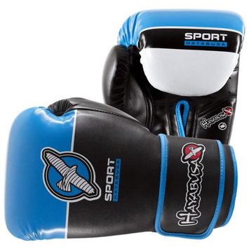 Hayabusa Sport 16oz. Training Gloves - Blue