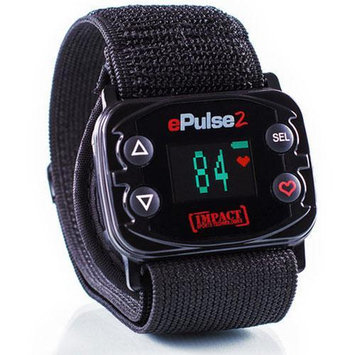 Impact Sports Technologies EP2 ePulse2 Strapless Heart Rate Monitor Watch and Calorimeter