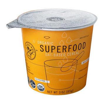 Vigilant Eats Organic Superfood Cereal Goji-Cacao 3 oz - Vegan