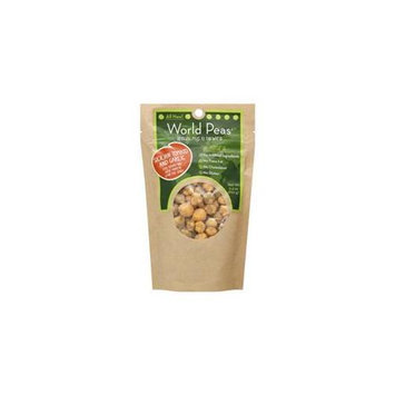 World Peas Peas Sicilian Tomato And Garlic 5.3 Oz Pack Of 6