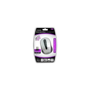 XTREME SILVER WIRELESS OPTICAL MOUSE H3C0DCVVD-1610