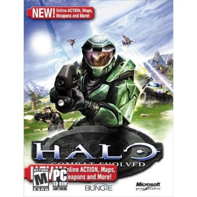 Microsoft Corp. Microsoft Gaming Software M61-00032 Halo Combat Evolved - Complete