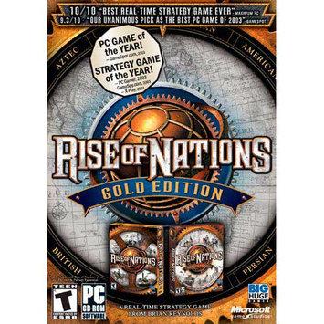 Microsoft Corp. Microsoft Rise Of Nations - Gold Edition [windows 98/me/2000/xp] (riseofnatgold)