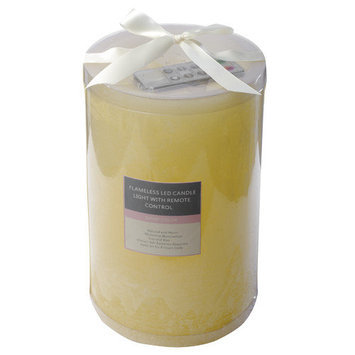 A & B Home Group Inc Flameless Candle