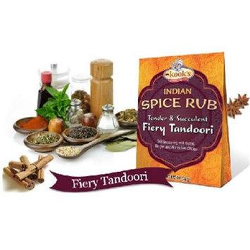 Mr. Kook's Indian Spice Rub Fiery Tandoori 1.23 oz