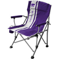 Logo Chair Company Kansas State Wildcats Official Sideline Chair by Logo Chair Inc.