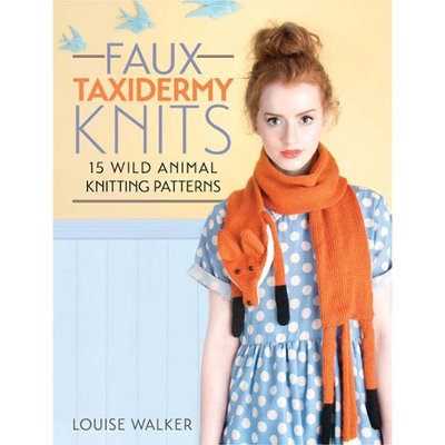 F & W Media David & Charles Books-Faux Taxidermy Knits