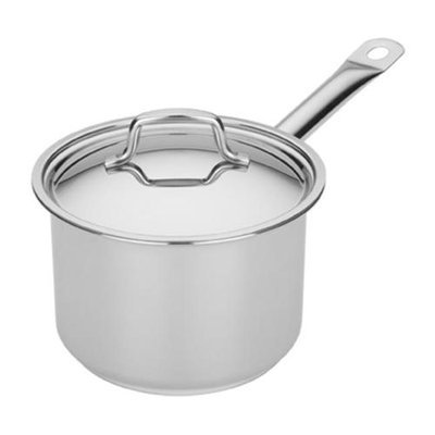 MIU France 2.4-qt. 5-Ply Stainless Steel Sauce Pan