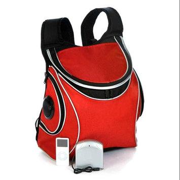 Picnic Plus PSR-157R Cooladio Speaker Cooler - Red