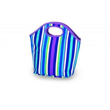 Picnic Plus Psm-145Vs Zesty Lunch Bag- Lavender Stripe